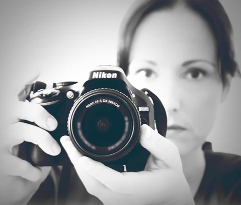 Photographer Gabriella Göthberg